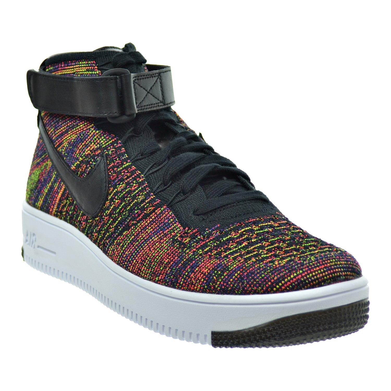 | Nike AF1 Ultra Flyknit Mid Men's Shoes Black