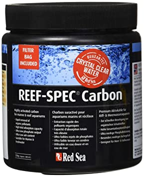 Red Sea Reef de Spec Carbon Carbón Activo