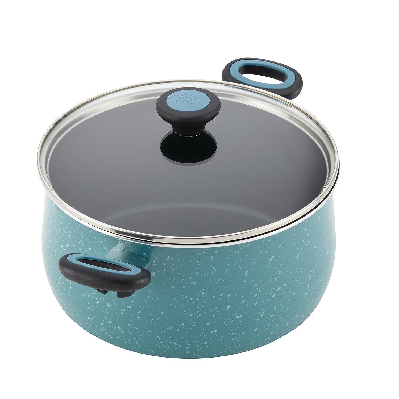 Amazon.com: Paula Deen Riverbend Aluminum Nonstick Cookware Set, 12 ...