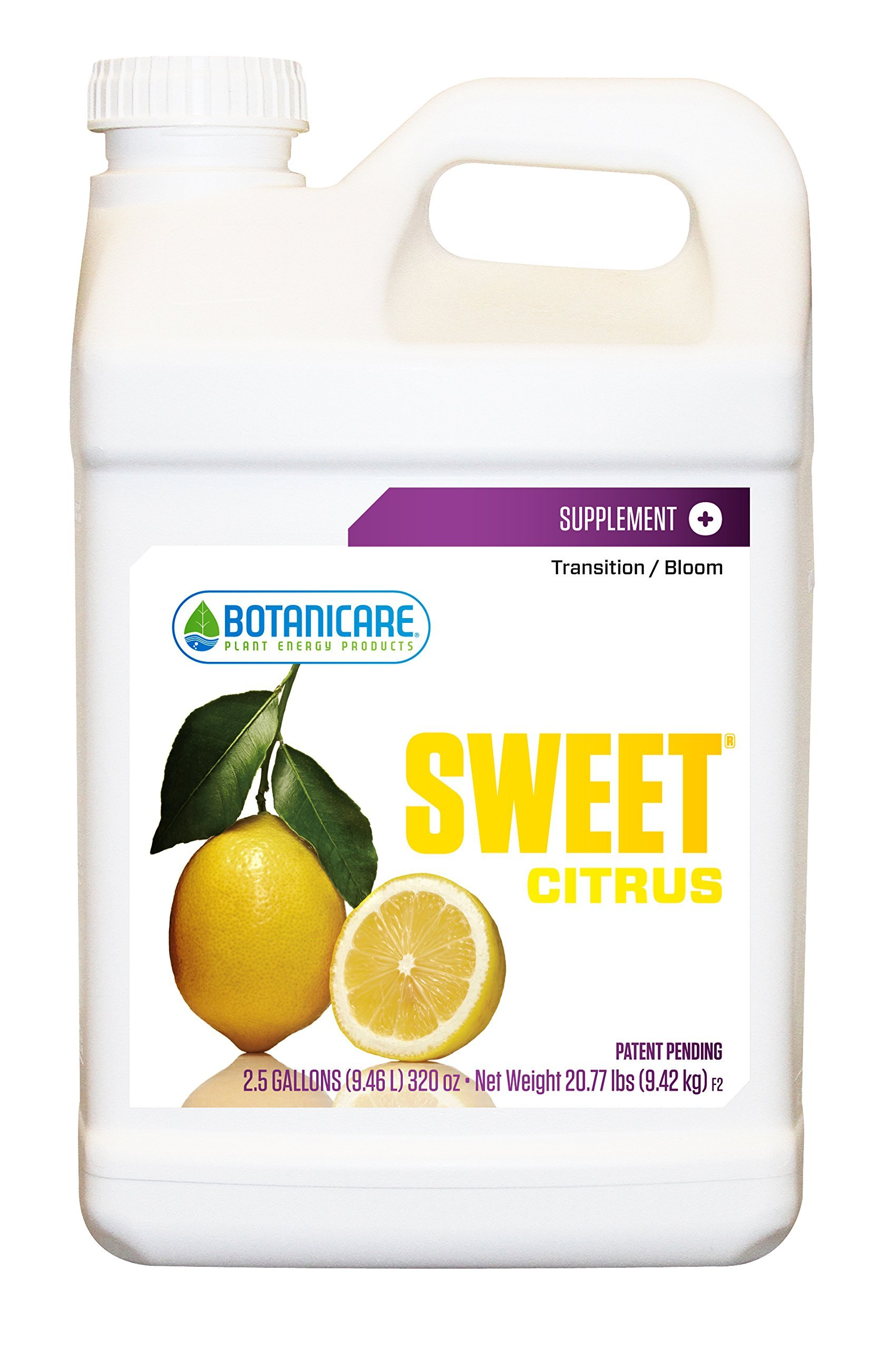 Botanicare SWEET CITRUS Mineral Supplement, 2.5-Gallon