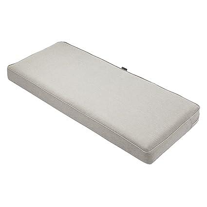 Amazoncom Classic Accessories Montlake Bench Cushion Foam Slip
