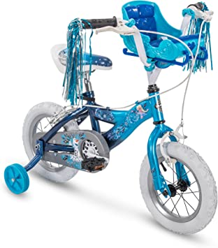 Huffy Kids Bicicleta para niñas, Disney Frozen: Amazon.es ...