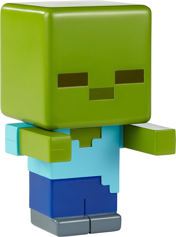 Mega Minecraft Zombie Figure