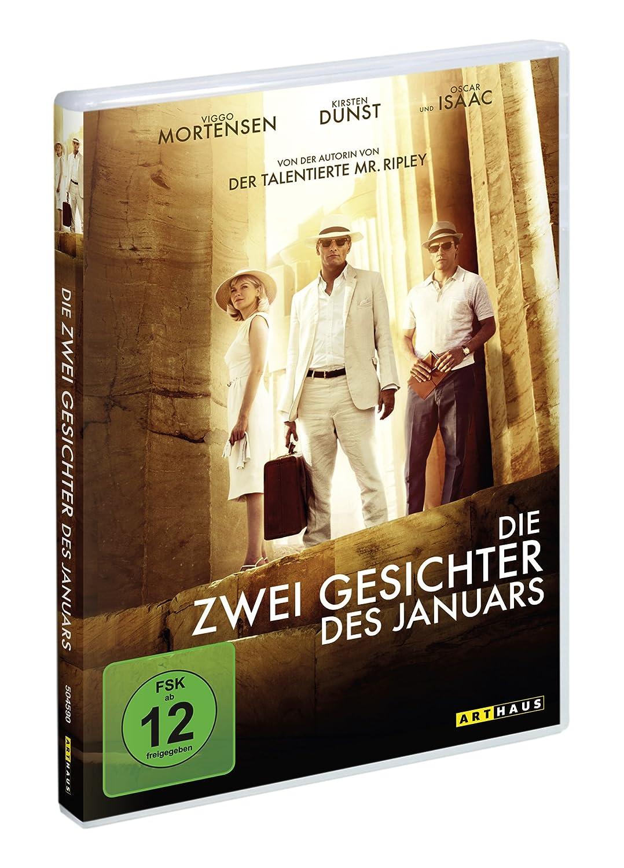 Die zwei Gesichter des Januars [Alemania] [DVD]: Amazon.es ...