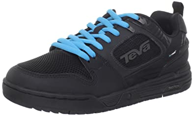 a3d3578326b9 Teva Unisex - Adult The Links Trainers Black Schwarz (black 513)