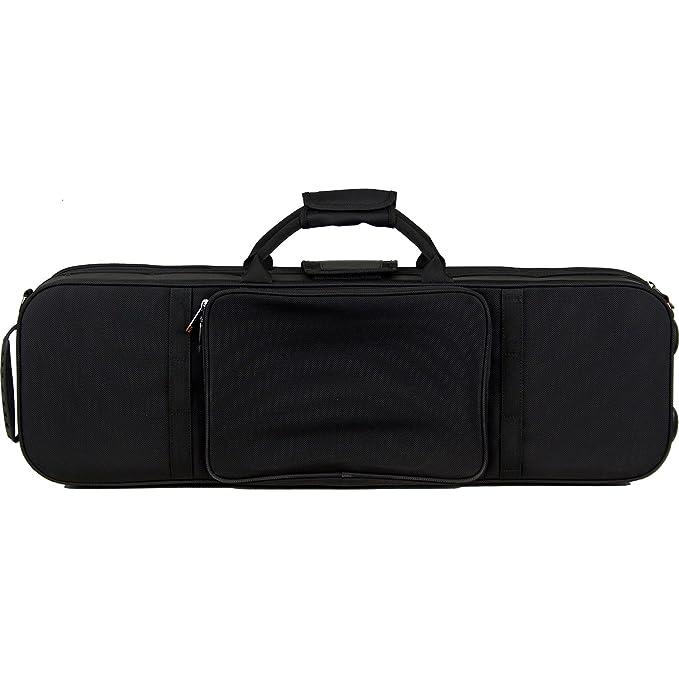 Protec Deluxe 4/4 Violin PRO PAC Case - Black Interior