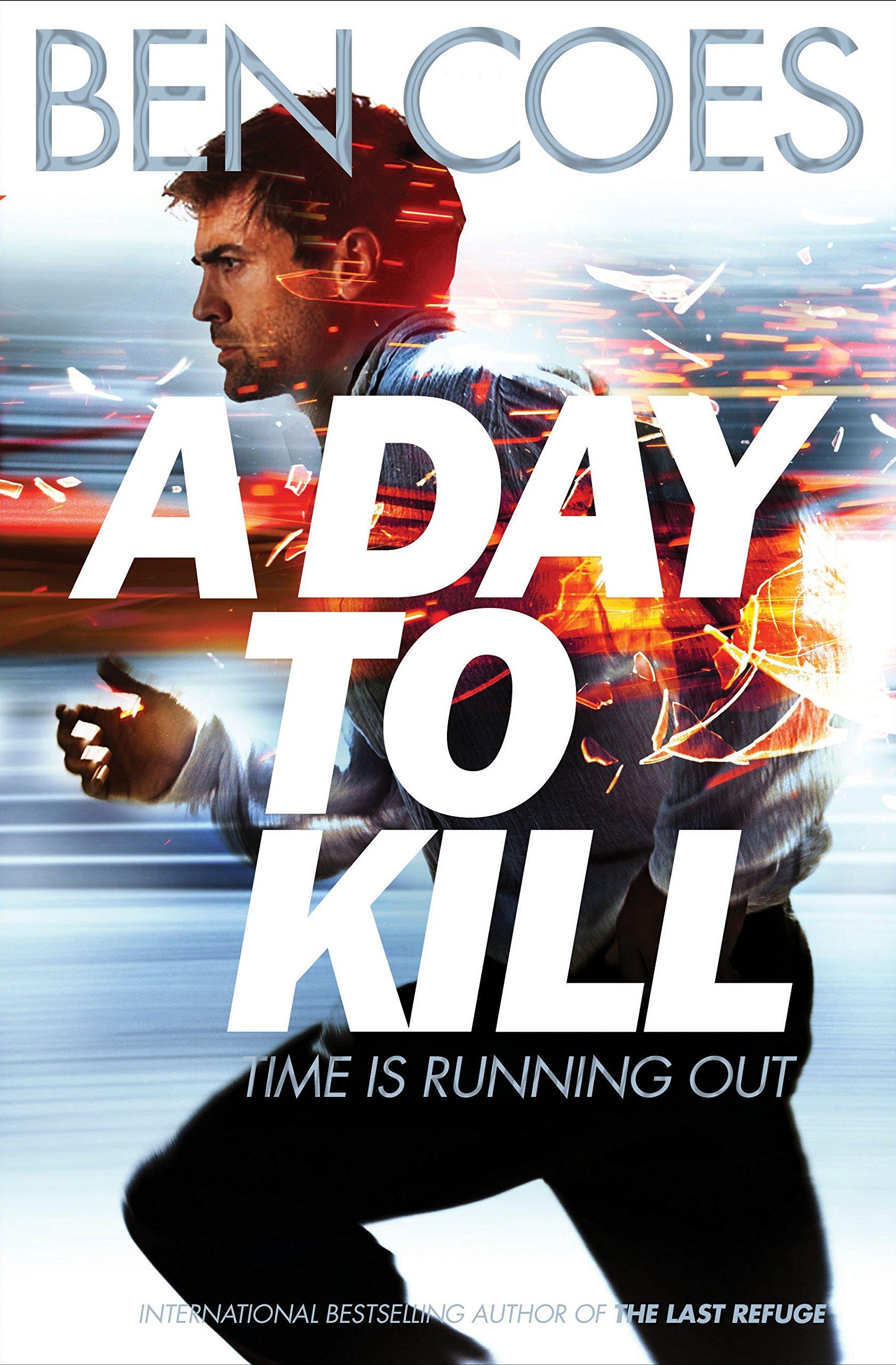 Day Kill Dewey Andreas Novel product image