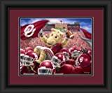 Oklahoma Sooners Celebration Print