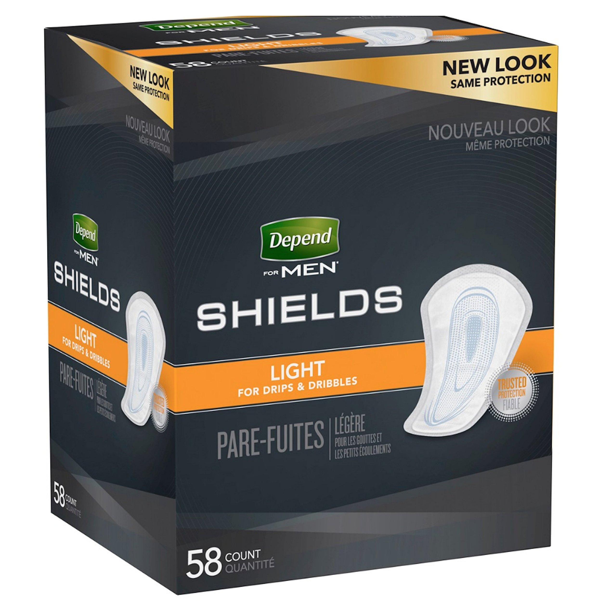 Light Men's Shields - Men's Pads