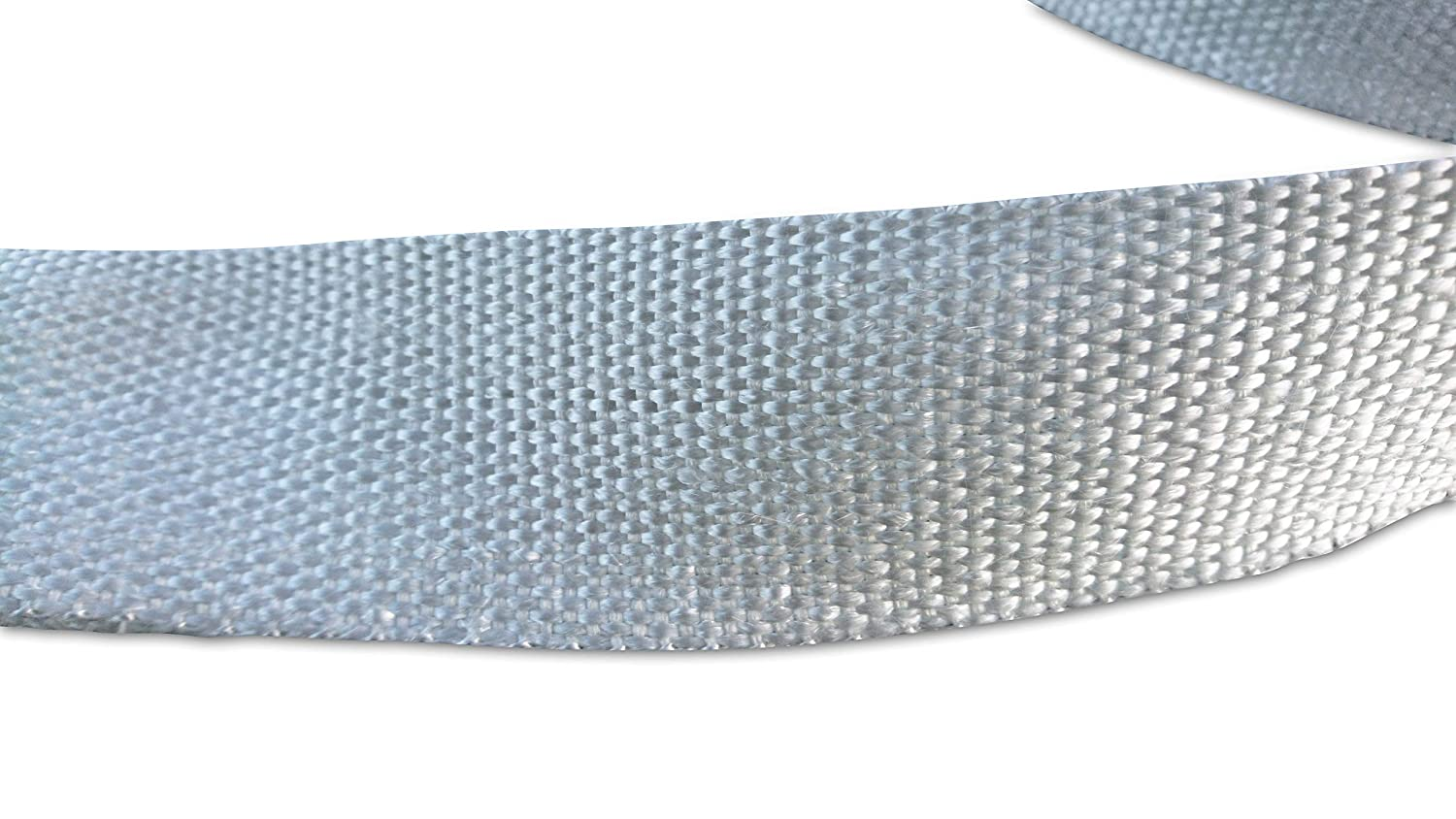 FireProof Exhaust wrap and insulation 1.5mm x 50mm UK manufacture 30 metres