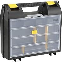 Stanley 1-92-734 Gereedschapskoffer met organizer (36 x 14 x 33 cm, koffer voor elektrisch gereedschap, met…