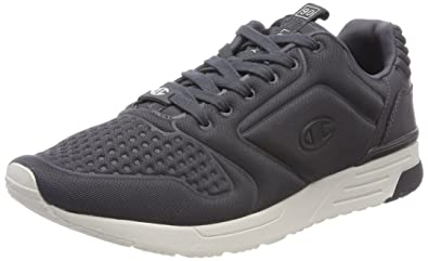 Champion Herren Low Cut Shoe Legacy Nylon Embo Laufschuhe, Grau (Phantom ES503), 41 EU