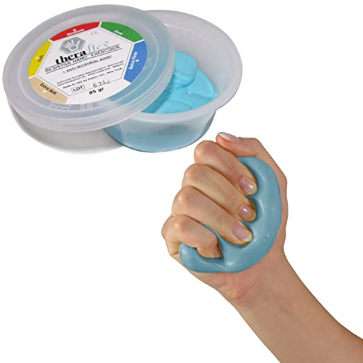 2 opinioni per Msd PASTA comprimibile MANO DITA blu EXTRA FORTE atossic THERAFLEX PUTTY artrite