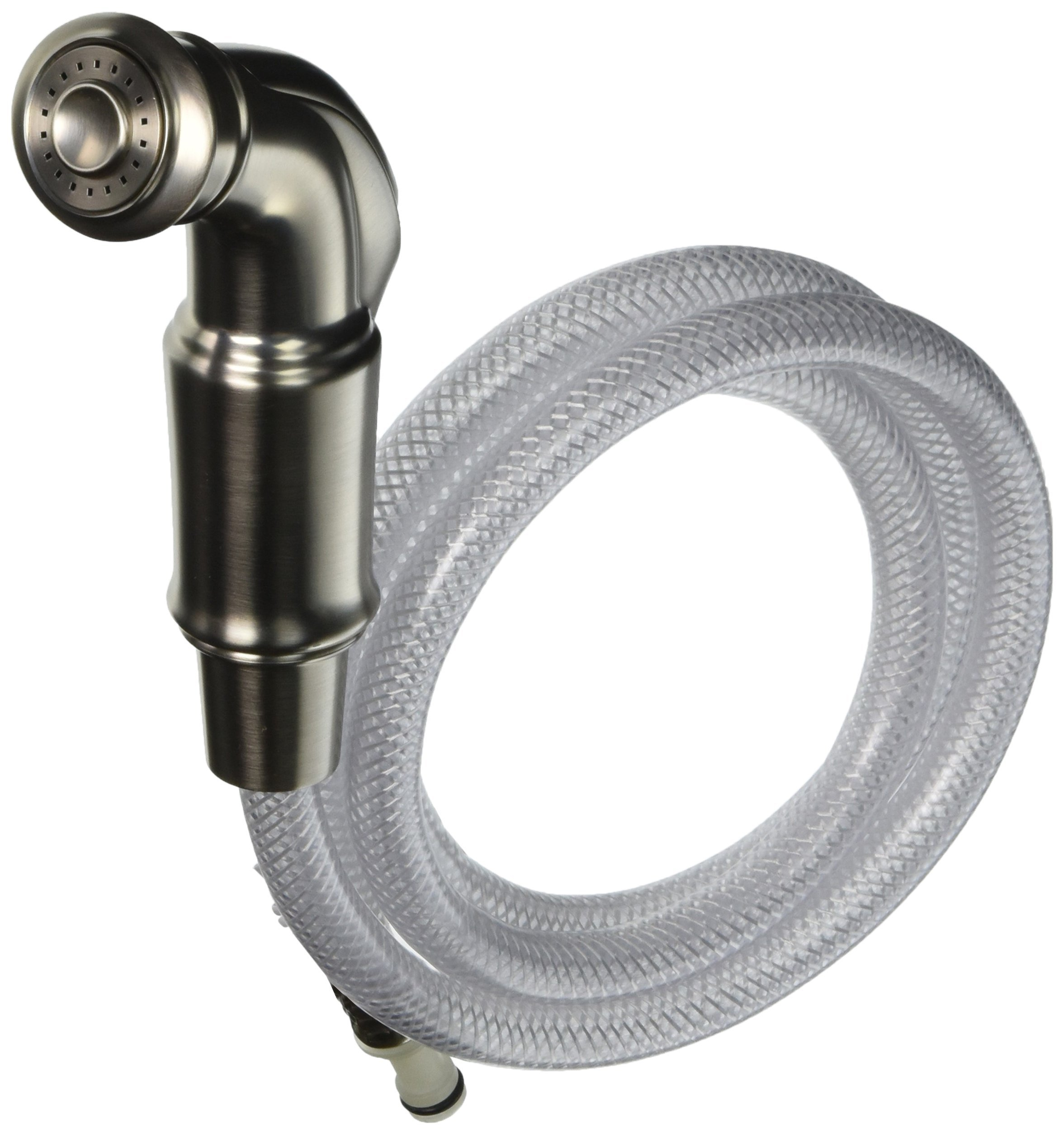 Moen 144474MSRS Replacement Hose and Spray Kit, Spot Resist Stainless Microban