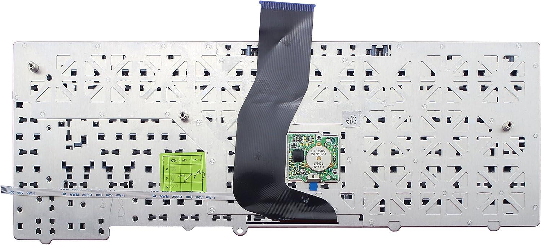 MicroSpareparts Keyboard US English 483010-001