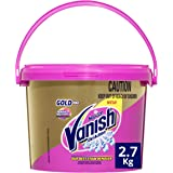 Vanish NapiSan Gold Pro Oxi Action Stain Remover Powder 2.7kg