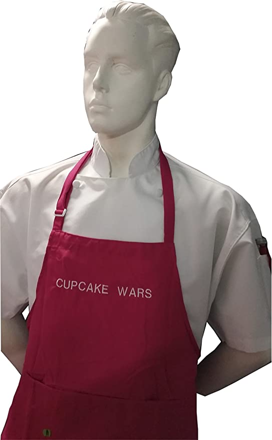 Ships TODAY AGFT 512 Chef Cook Plus Size Custom Birthday Personalize With Name Black White Retro Style Soup Apron Chicken Recipe