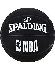 7 (83-969Z) Basketballs, Juventud Unisex, Black
