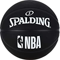 Spalding NBA SZ. 7 (83-969Z) Basketballs, Juventud Unisex, Black