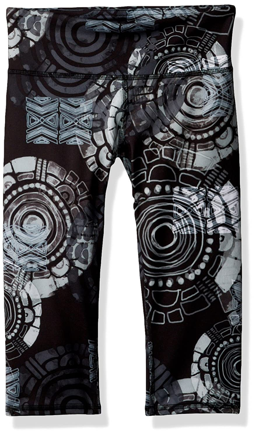bb4d083b6b5cc Amazon.com  Gaiam Big Girls  Tribal Medallion Yoga Capri Pant  Clothing