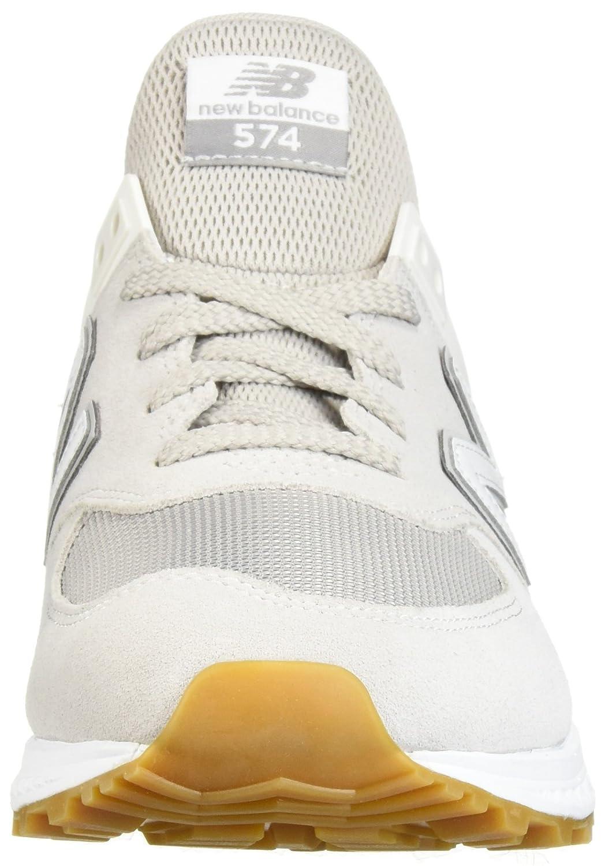 New Balance Herren (Rain 574s Sneaker Grau (Rain Herren Cloud/Weiß Fcg) a15ace