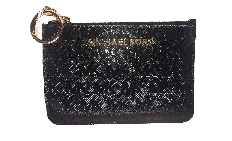 Amazon.com: michael kors Giftable pequeña moneda bolsa con ...