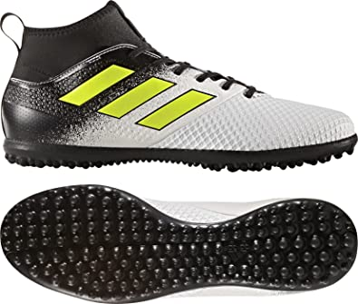 b7dc5af65908 adidas Ace Tango 17.3 Astro Turf Mens Football Boots - White  Amazon.co.uk   Shoes   Bags