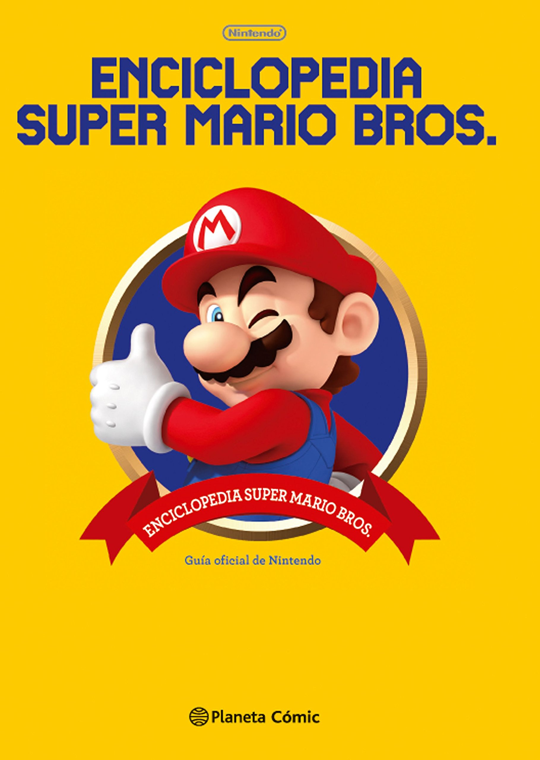 Enciclopedia Super Mario Bros 30ª Aniversario: Guía oficial de Nintendo Manga Artbooks: Amazon.es: AA. VV., Daruma: Libros