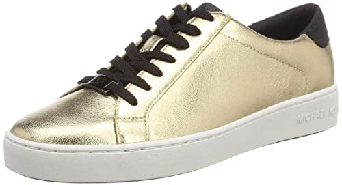 Michael Kors Mkors Irving Lace Up, Zapatillas para Mujer: Amazon.es: Zapatos y complementos