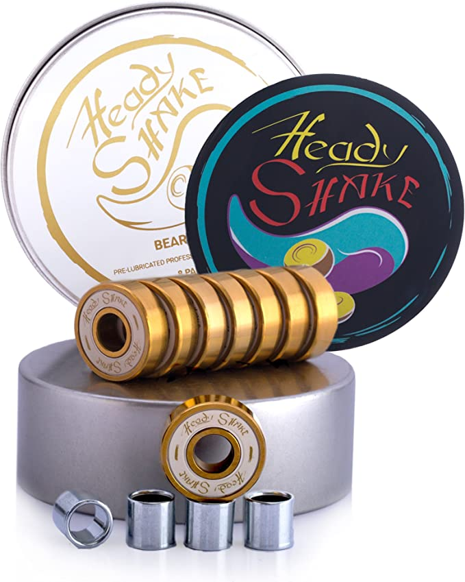 Heady Shake Pro Skateboard Bearings