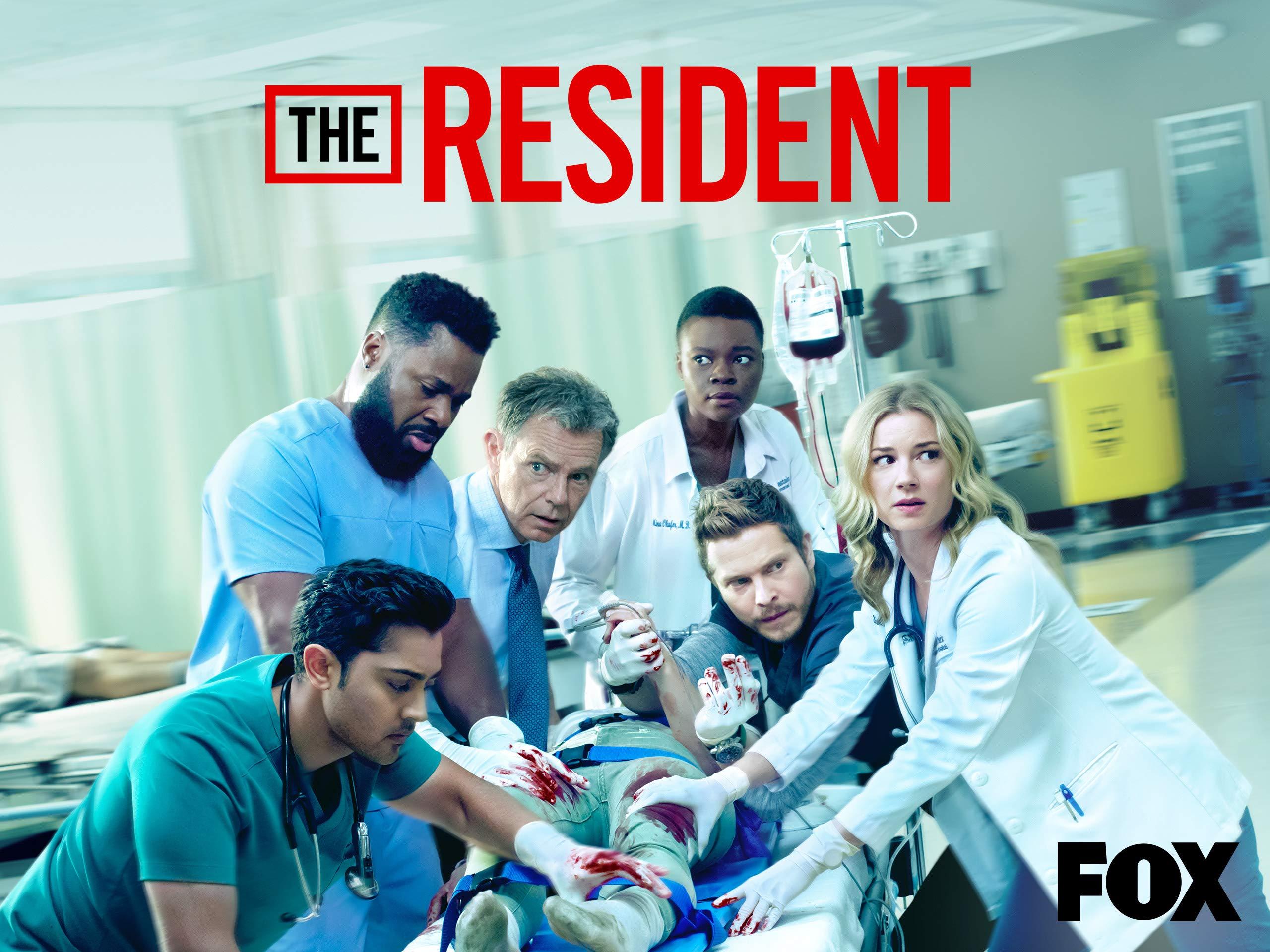 Amazon.com: The Resident Season 3
