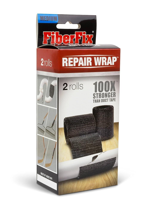 FiberFix Repair Wrap - Strong as Steel 4' (1 Roll) Spark Innovation 8.57101E+11