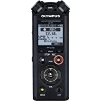 Olympus V409160BE000 LS-P4 Hi Res Audio Recorder