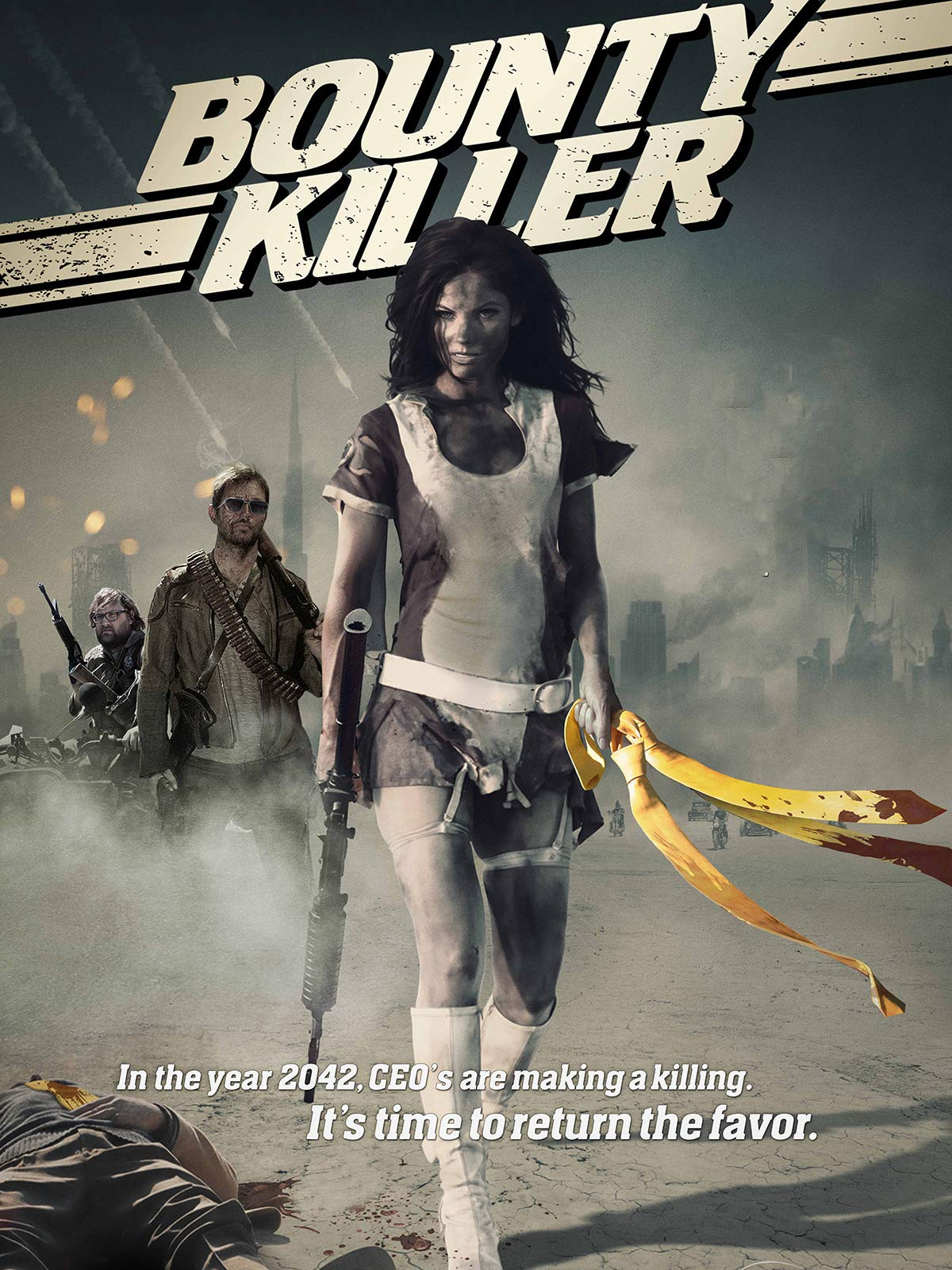 Bounty Killer on Amazon Prime Video UK