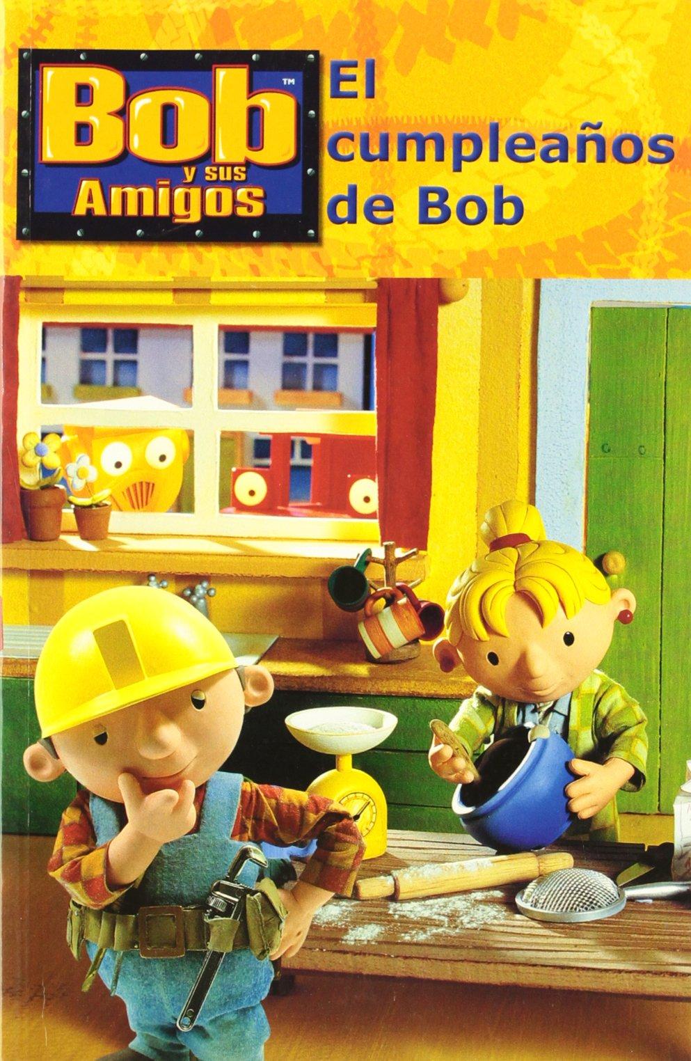 Cumpleaños de bob, el (Bob Esponja (medialive)): Amazon.es ...