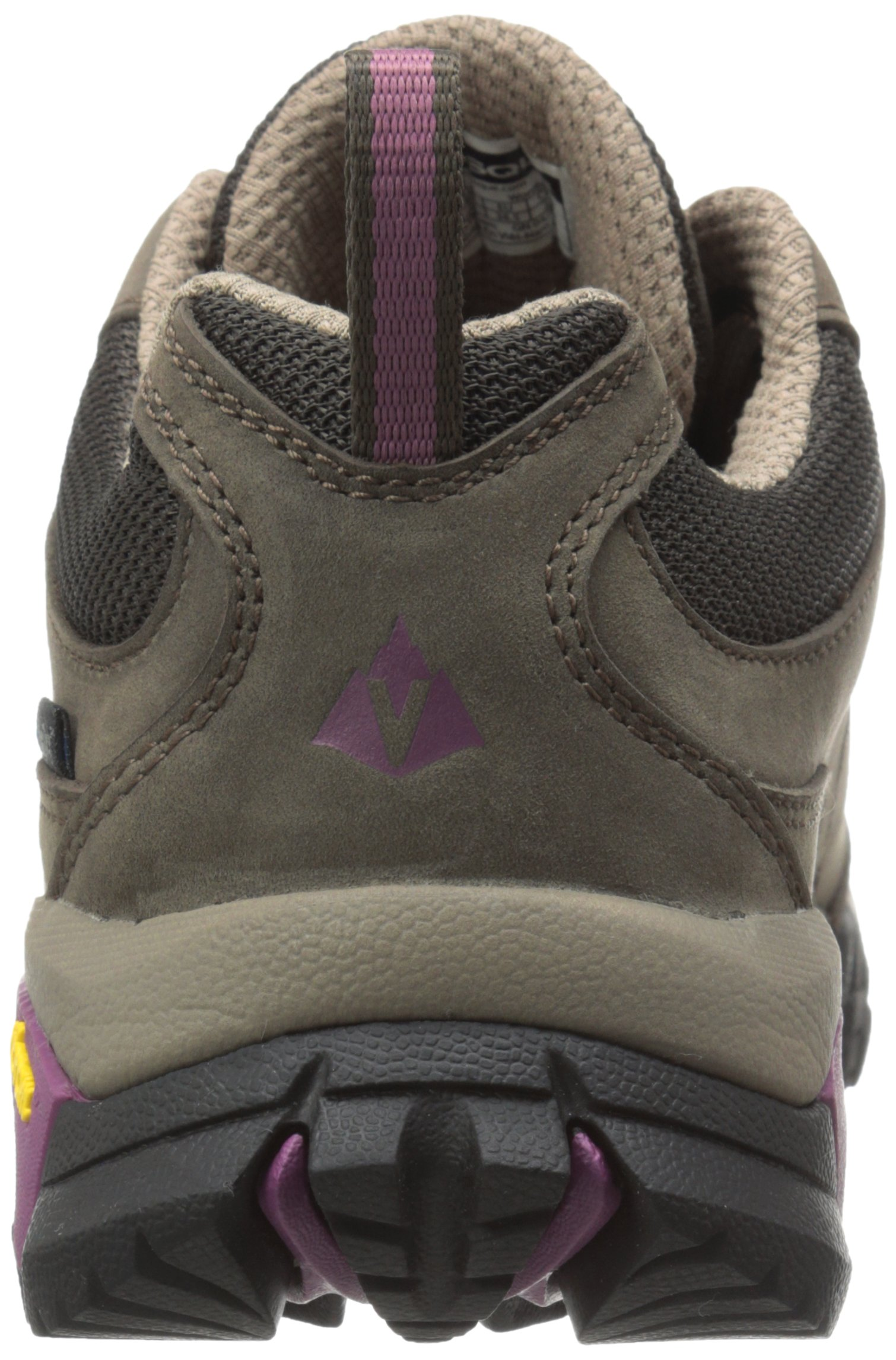 Vasque Women's Talus Trek Low UltraDry Hiking Shoe, Black Olive/Damson, 8.5 M US by Vasque (Image #2)