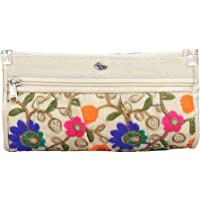 Roshiaaz Embroided Casual/Party Clutch For Women And Girls