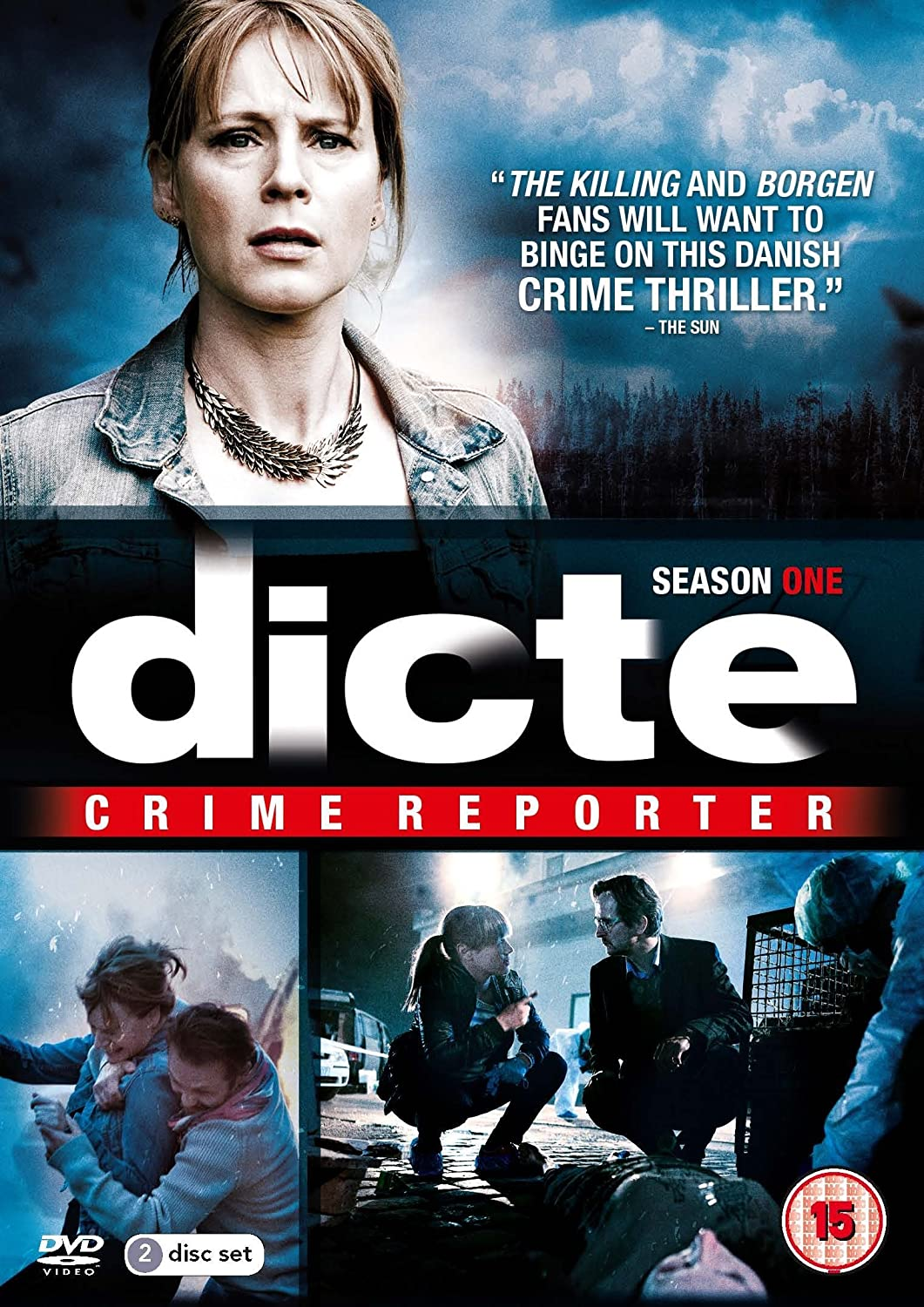Dicte: Crime Reporter: Season 1