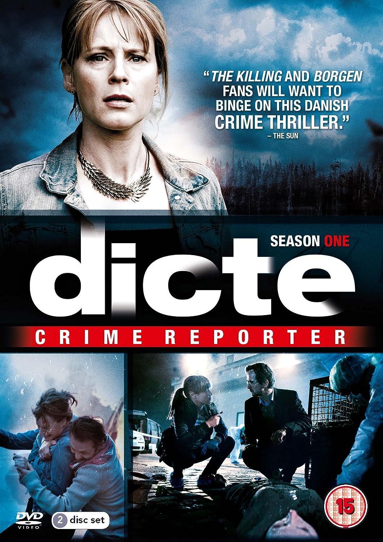 Dicte: Crime Reporter: Season 1
