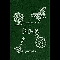 A Little Emerald Book of Ephemera (Little Book Series II) book cover