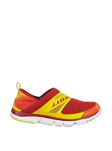 Scott Zapatillas Deportivas Descanso/Podium Eride Renew Naranja/Amarillo EU 45.5: Amazon.es: Zapatos y complementos