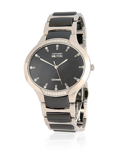 Milton Reloj 926569 es Para schwarz amp;silberAmazon Alexander kuXZiP