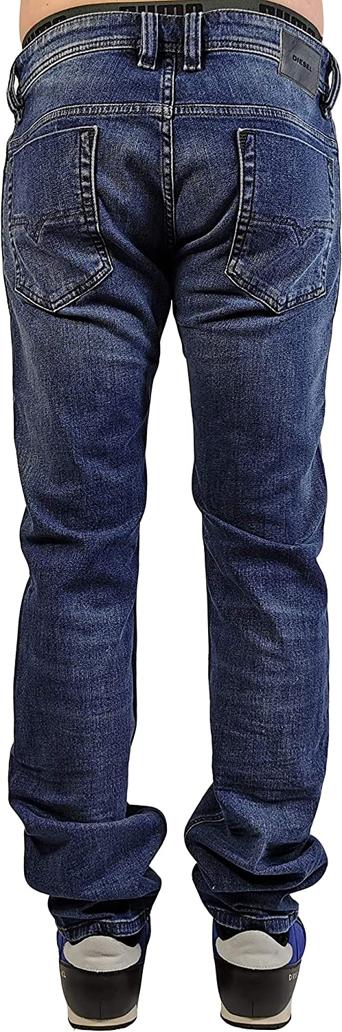 Diesel Mens Stretch Jeans Safado C84UH Blue