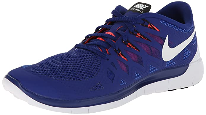 meet a89b3 69cb0 Nike Men s Free 5.0 Running Shoes  Buy Online at Low Prices in India -  Amazon.in