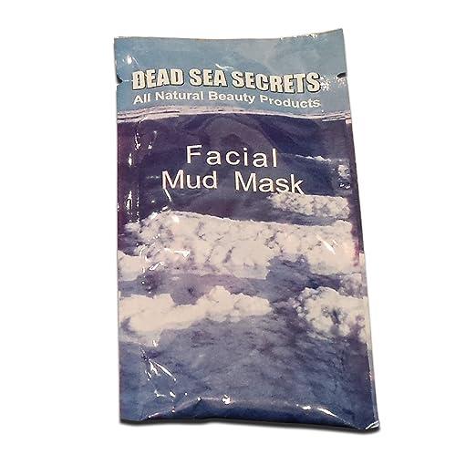 Dead Sea Facial Mud Mask, by Dead Sea Secrets