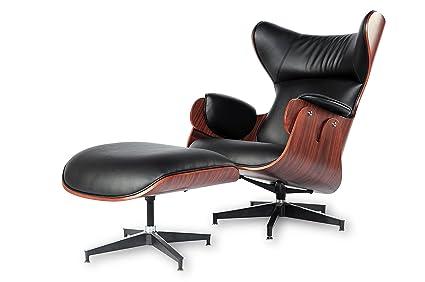 Amazoncom Mid Century Modern Classic Wingback Plywood Design