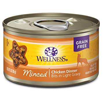 Amazon Wellness Complete Health Natural Grain Free Wet Canned