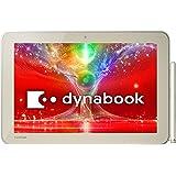 東芝 dynabook Tab S80/NG (Windows8.1 with Bing 32bit / 10.1inch / Atom Z3735 / 2GB / 64GB / MS Office Home and Business 2013) S80/NG