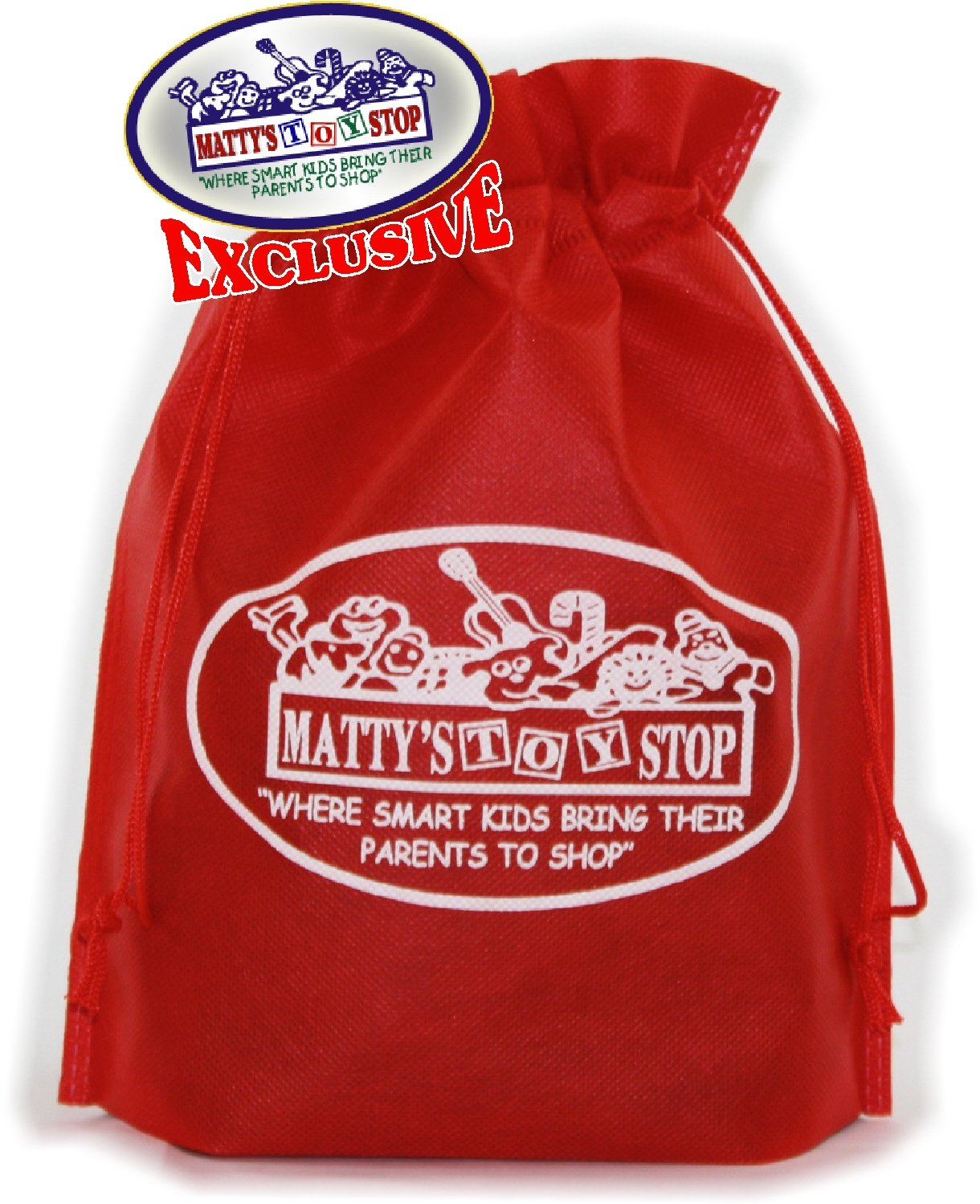Schylling Classic Tin Kaleidoscope Party Set Bundle Includes Exclusive Matty's Toy Stop Storage Bag - 3 Pack by Schylling (Image #2)