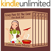 Long Paw of the Law Five Book Set